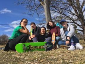 ANU Skate Pals